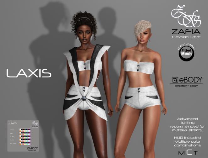 ZAFIA Laxis - eBODY 2 png