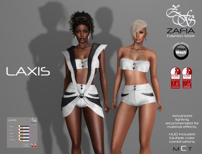 ZAFIA Laxis - Slink 2 png