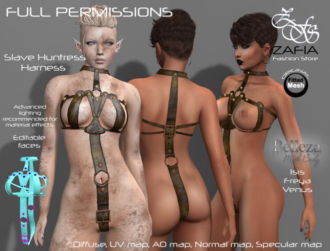slave-huntress-harness-belleza-png