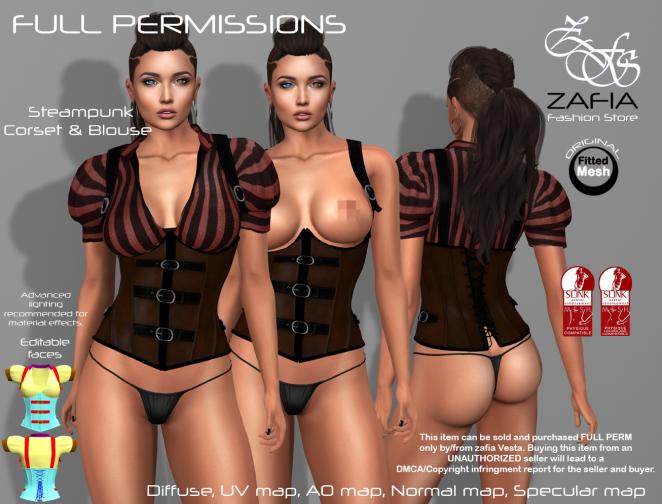 steampunk-corset-blouse-slink