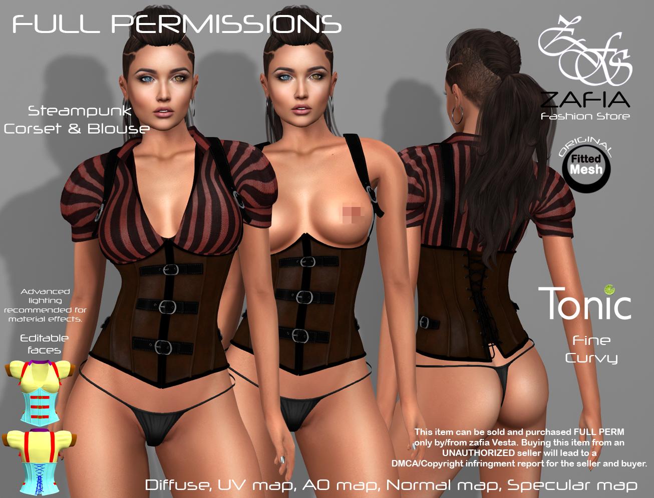 steampunk-corset-blouse-tonic