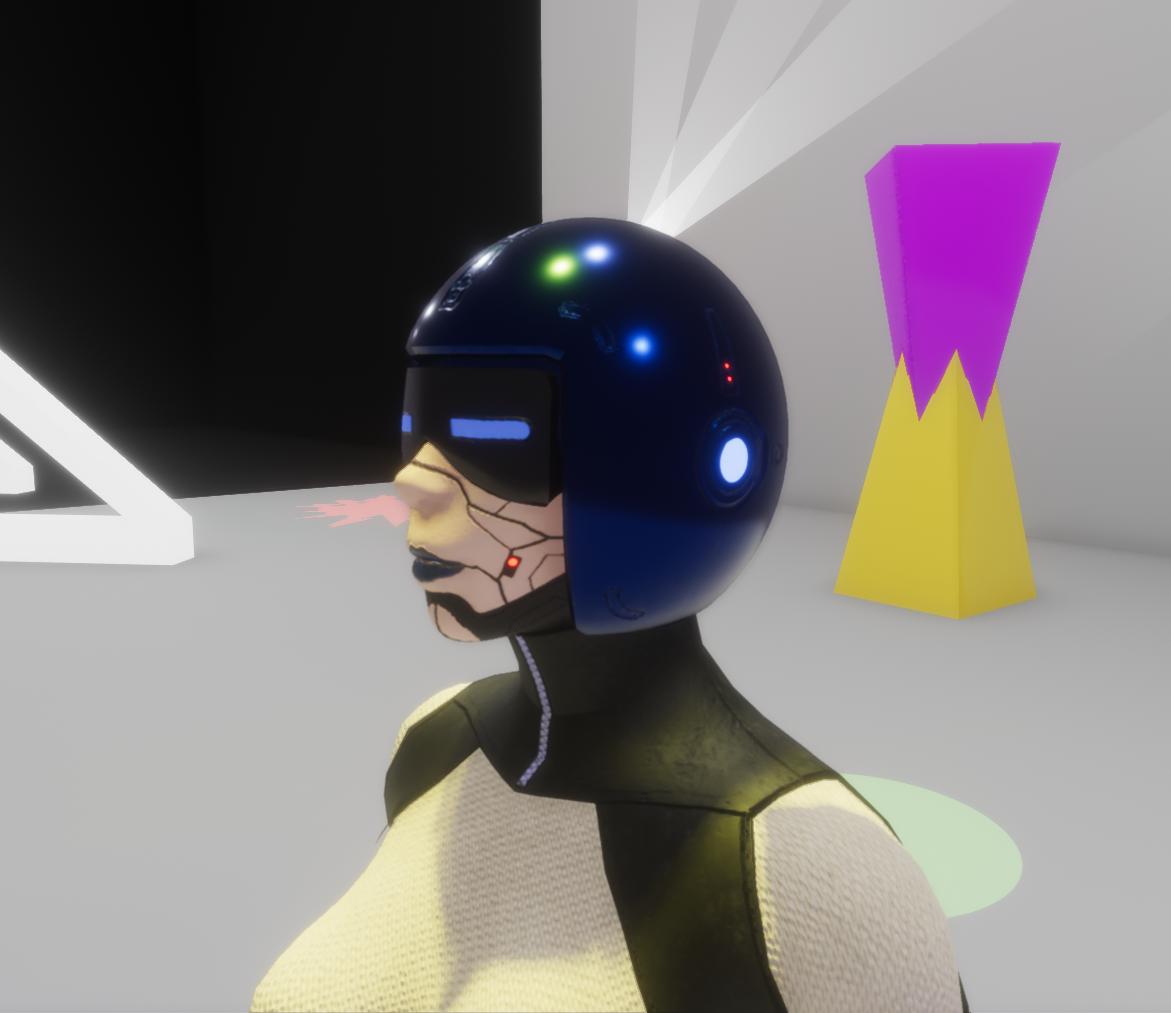 Ritako Cyborg Avatar 3