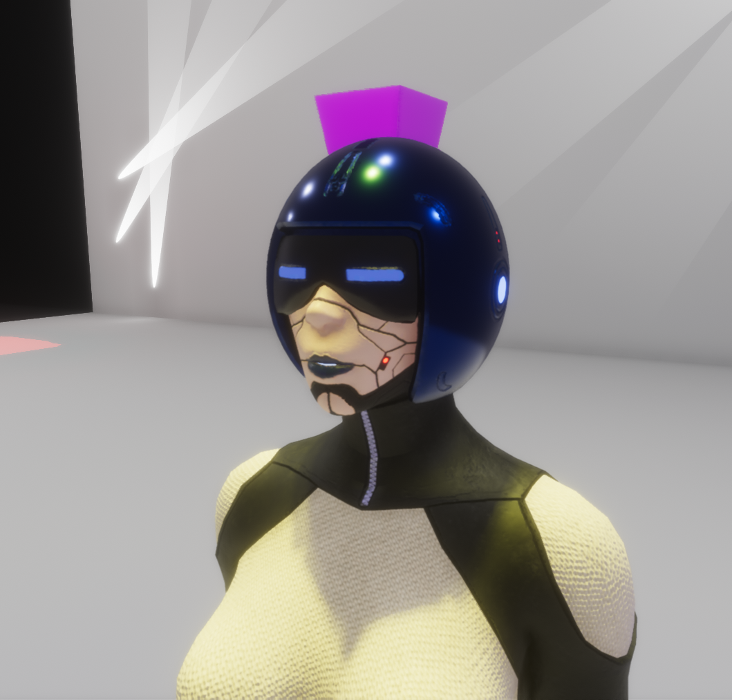 Ritako Cyborg Avatar 4