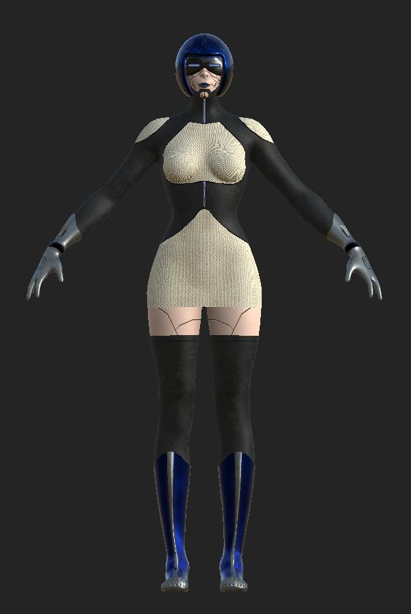 Ritako Cyborg Thumbnail
