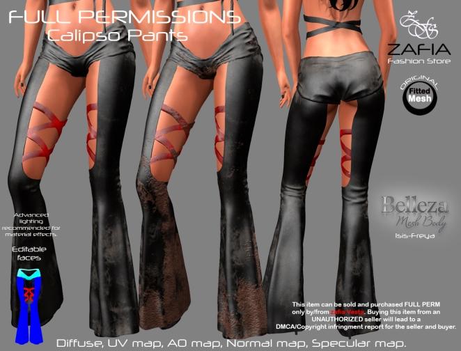 Calipso Pants Belleza