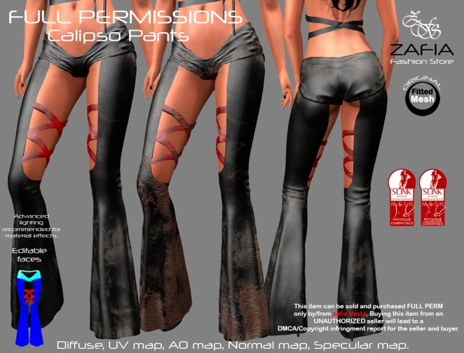 Calipso Pants Slink