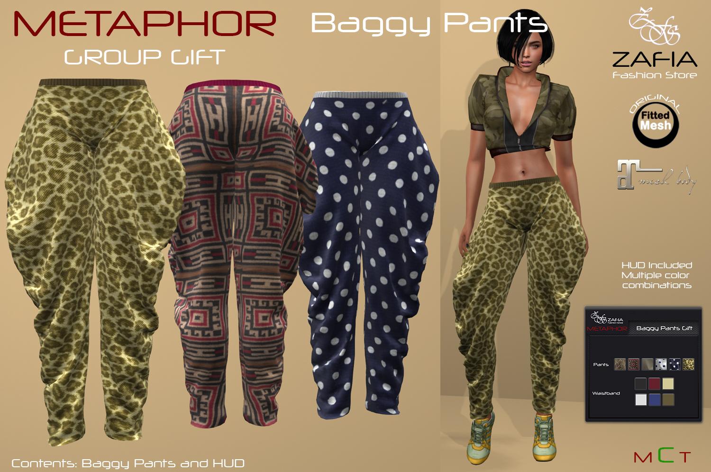 Baggy Pants Gift Maitreya