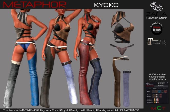 Kyoko Maitreya FatPack