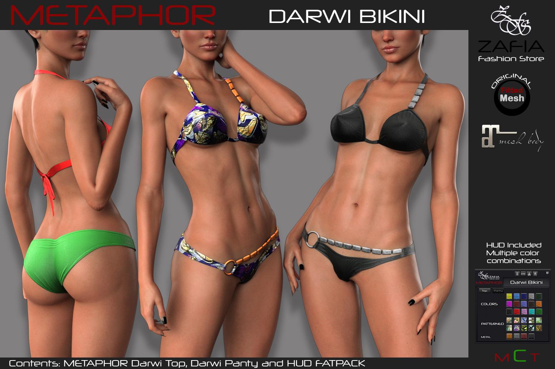 Darwi Bikini FatPack