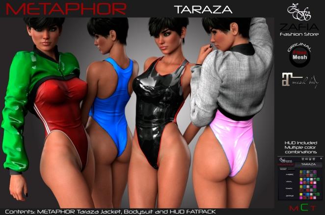 Taraza FatPack