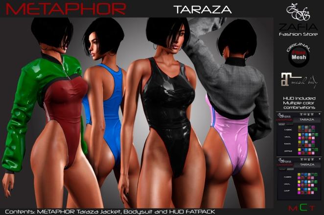 Taraza FatPack SL